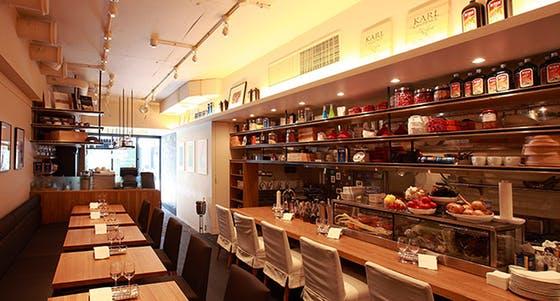 麻布十番おしゃれカフェレストラン_PASTA HOUSE AWkitchen10