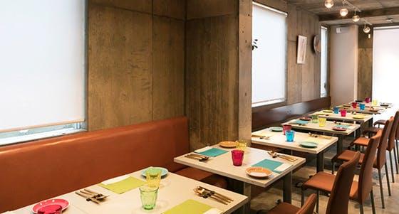 中目黒おしゃれカフェレストラン_BISTRO INOCCHI_ビストロイノッチ