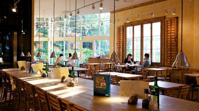 赤羽橋・芝公園おしゃれカフェ_ル・パン・コティディアン 芝公園店