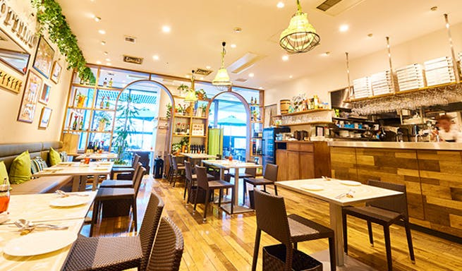 秋葉原おしゃれカフェレストラン_オッティモ・キッチン ワテラス店