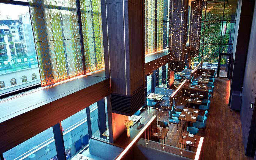 銀座おしゃれカフェレストラン_アンカートーキョー/ザ・ゲートホテル東京 by HULIC