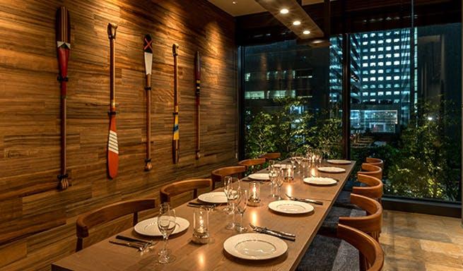 品川おしゃれカフェレストラン_Los Angeles BALCONY Terrace Restaurant & Moon Bar