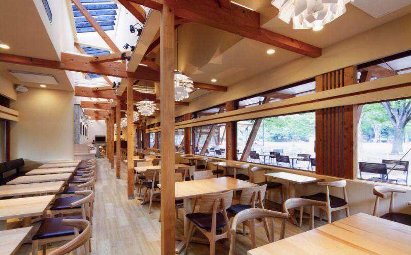 上野おしゃれカフェ_パークサイドカフェ