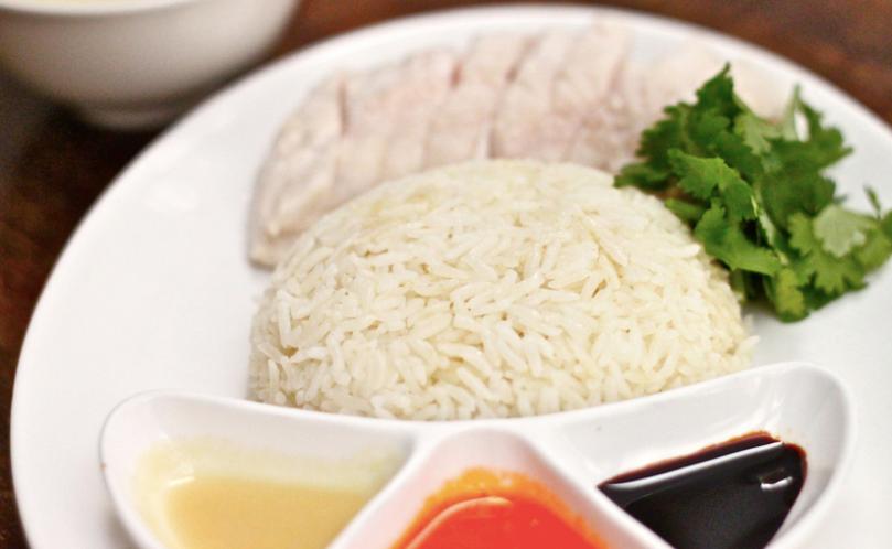 海南鶏飯食堂(シンガポール料理)