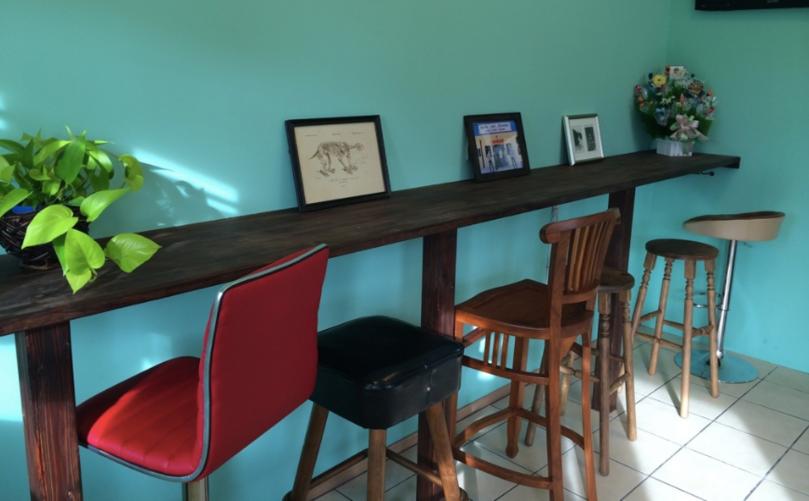 沖縄おしゃれカフェのパニラニ田中果実店
