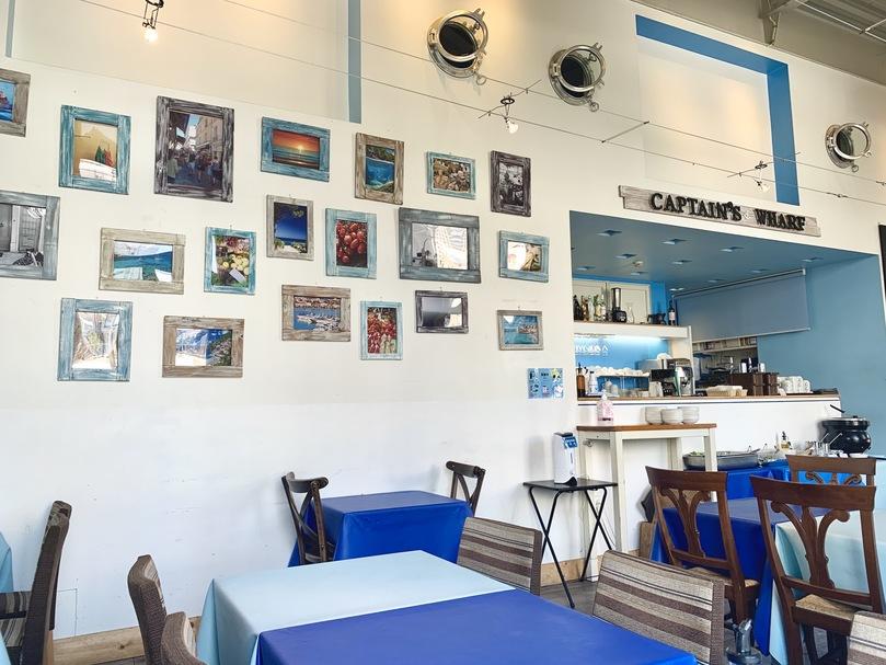 天王洲アイルおしゃれカフェのキャプテンズワーフ