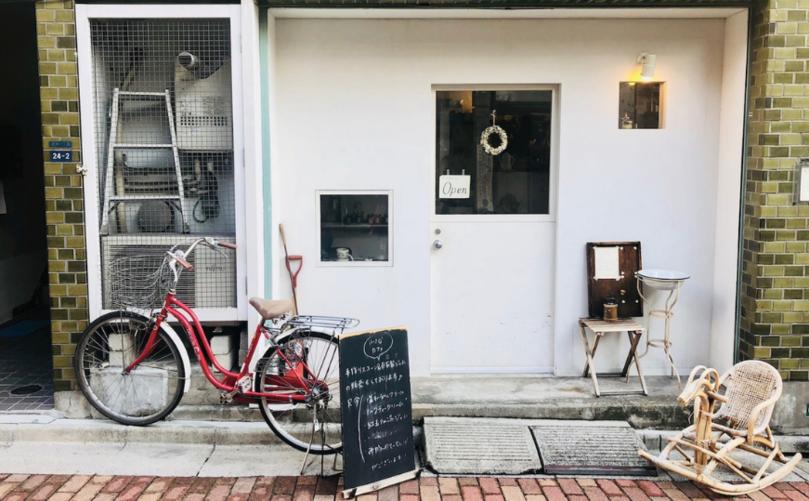 板橋おしゃれカフェのkiki:器々