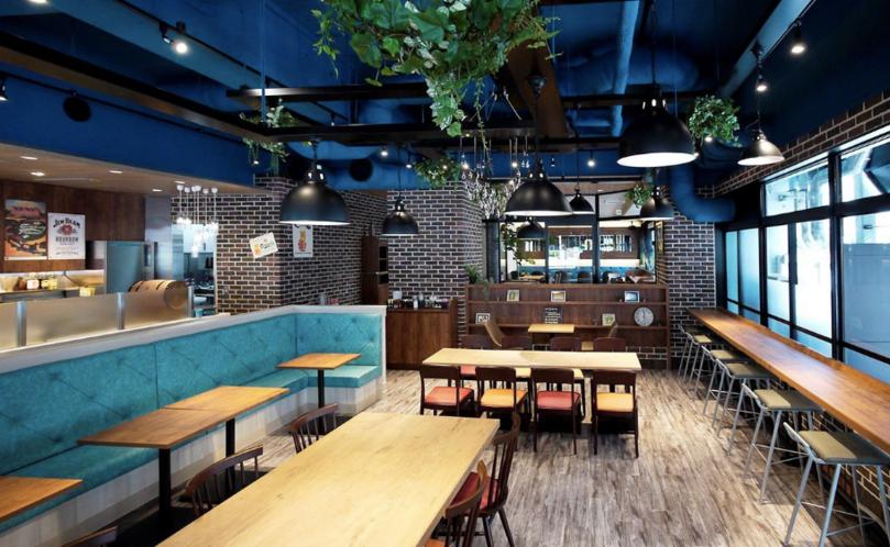 高田馬場おしゃれカフェのNEW YORKER'S Cafe 高田馬場1丁目店