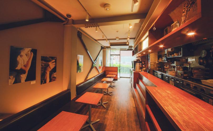 高田馬場おしゃれカフェの10°CAFE 高田馬場店