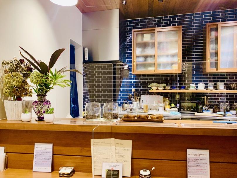 板橋おしゃれカフェの油金 金子金物店 KADOCAFE