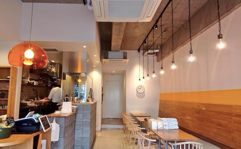 蔵前おしゃれカフェのペリカンカフェ