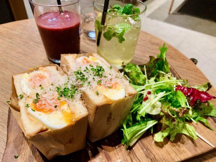 渋谷おしゃれカフェ