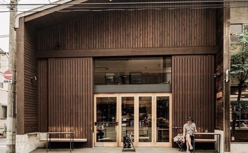 清澄白河おしゃれカフェのオールプレス エスプレッソ 東京ロースタリー&カフェ