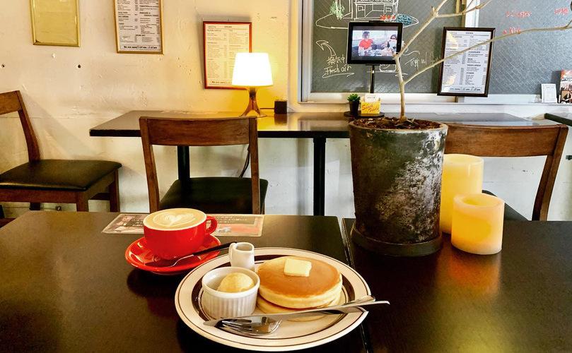 赤羽橋・芝公園おしゃれカフェのザブトン
