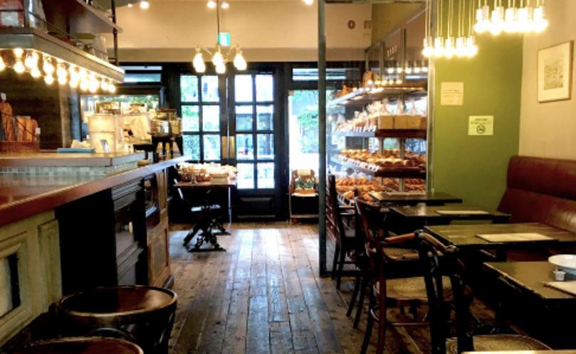 武蔵小山おしゃれカフェのネモ・ベーカリー&カフェ