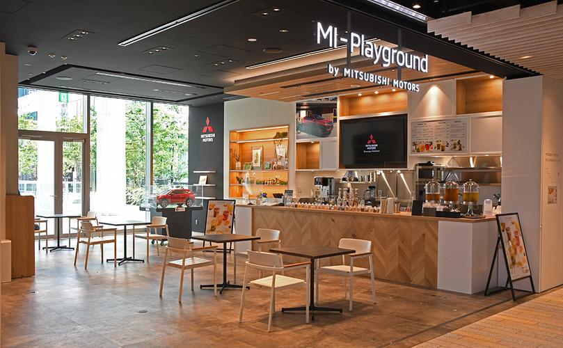 田町おしゃれカフェのMI-Playground(マイ プレイグラウンド)