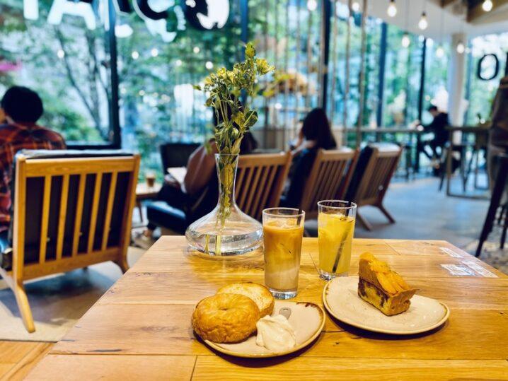 田町のおしゃれカフェ