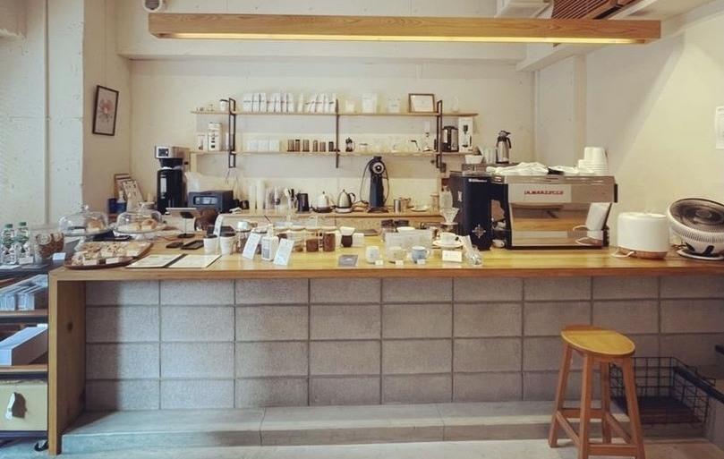 田町おしゃれカフェのパッセージ コーヒー