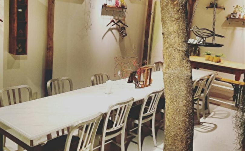 祐天寺おしゃれカフェの美食同源 CAFE KEATS